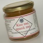Kiss me, spank me
